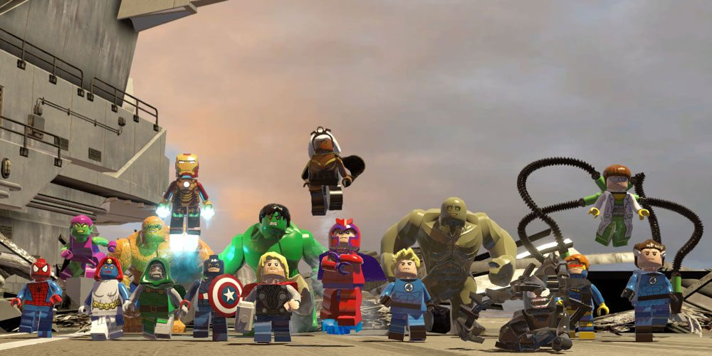 marvel lego villains