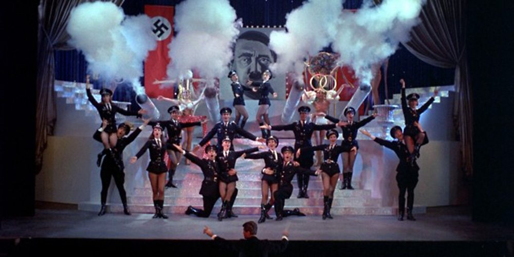 """""""Springtime for Hitler, and Germany..."""""""