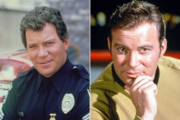 Alter Ego Smackdown #2: T.J. Hooker vs. Captain Kirk