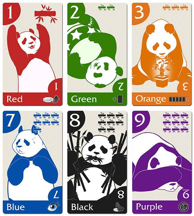 Pandante Cards