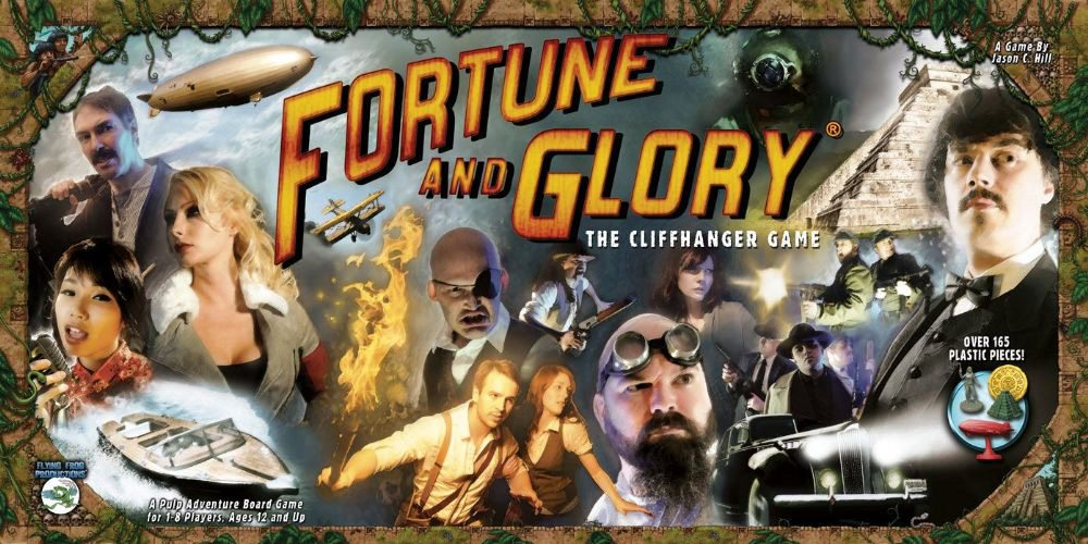 Fortune & Glory cover