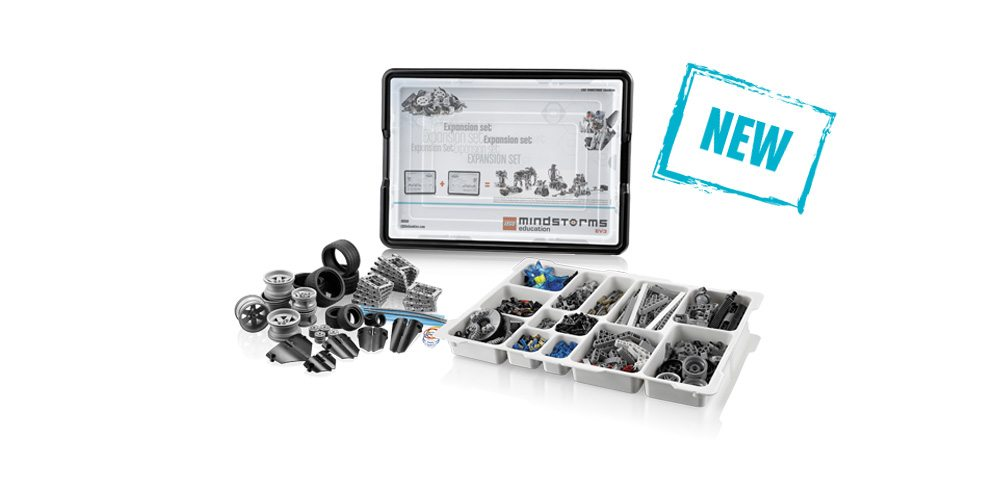 Educators Can Push the Boundaries of Mindstorms With an Expansion Set