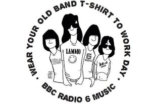 Wear Your Old Band T-Shirt to Work Day VI #tshirtday