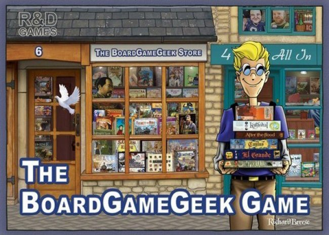 BoardGameGeek Game