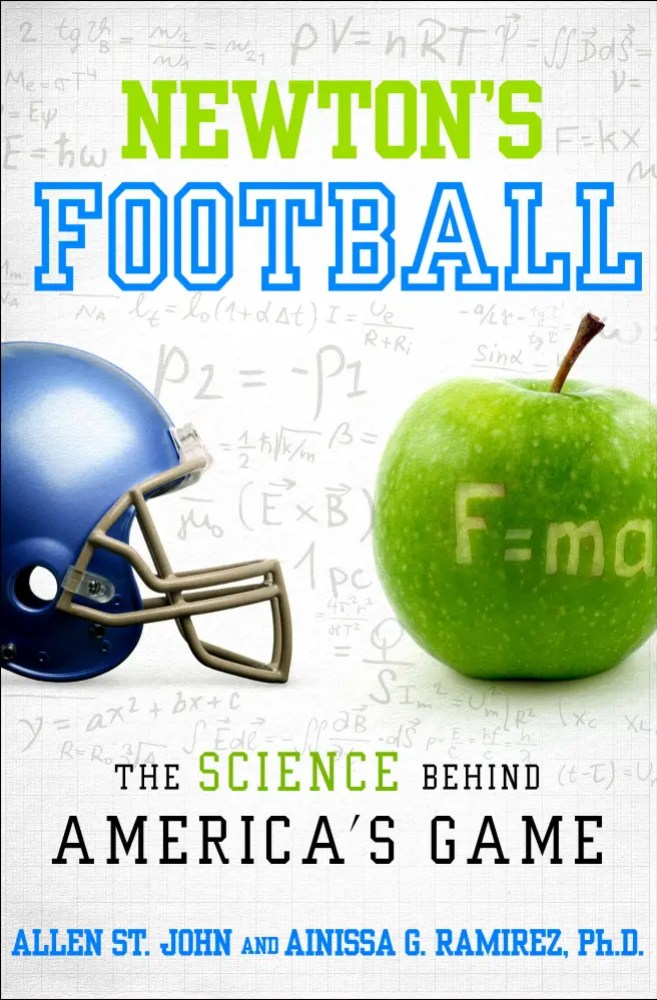 NEWTON'S FOOTBALL cover