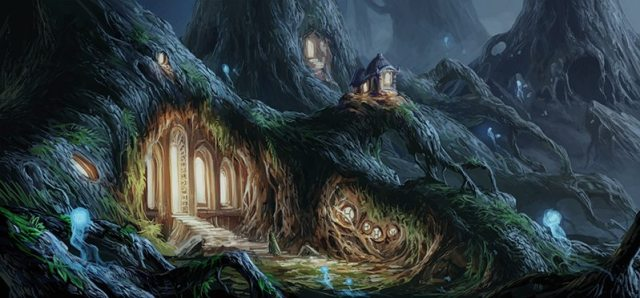 Lagoon Roots of Creation