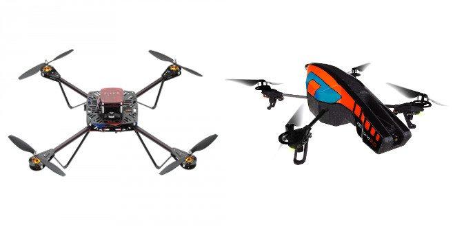 Parallax ELEV-8 Parrot AR.Drone 2.0