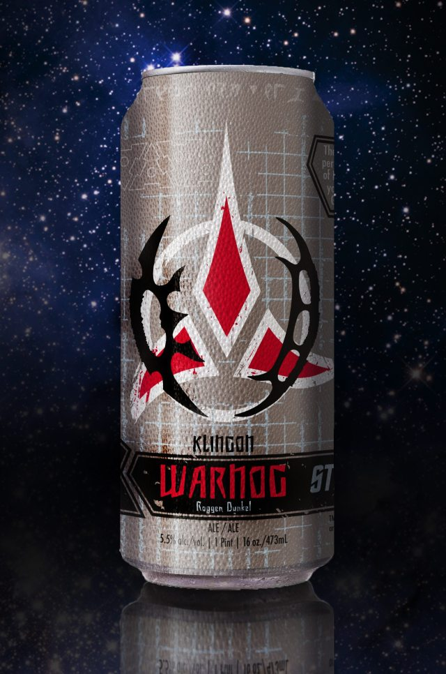 Warnog in Space Can