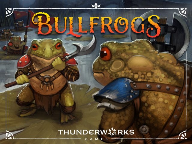 Bullfrogs cover