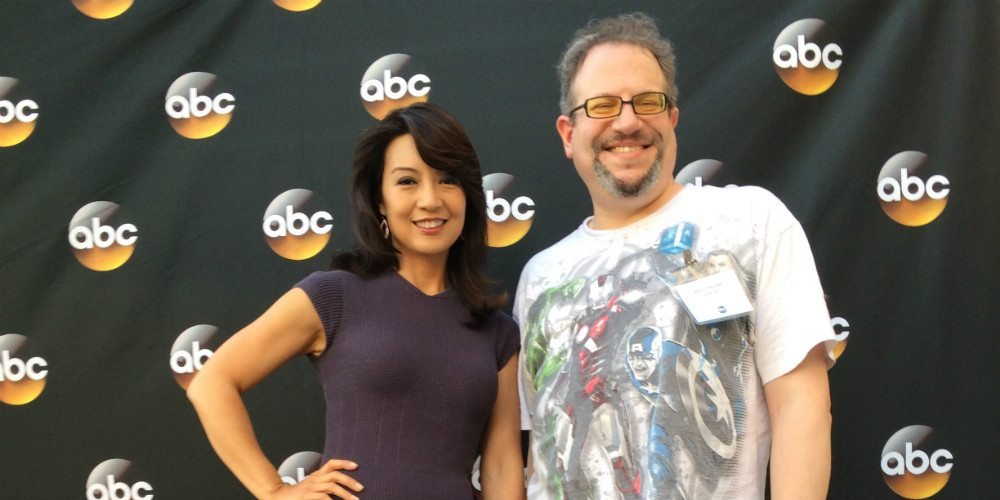 Meeting the Moms of ABC, or How I Managed Not to Sound Like an Idiot Talking With Jami Gertz and Ming-Na Wen