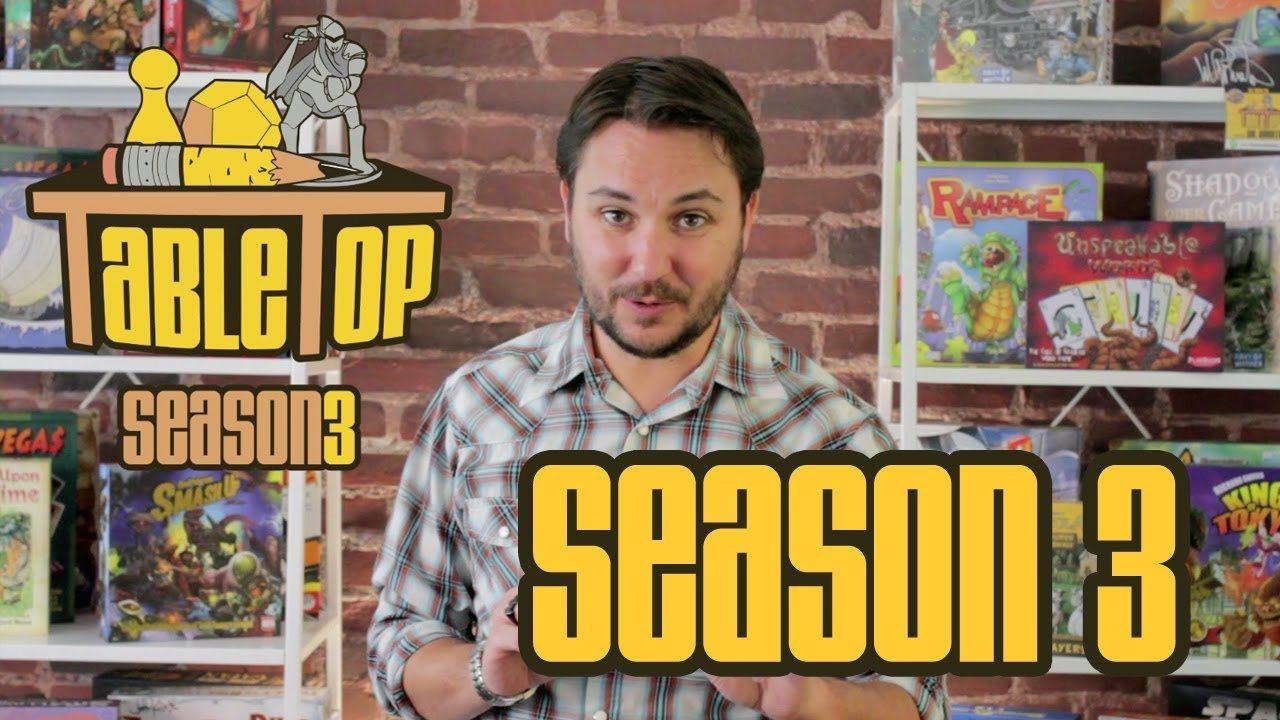 TableTop Season 3