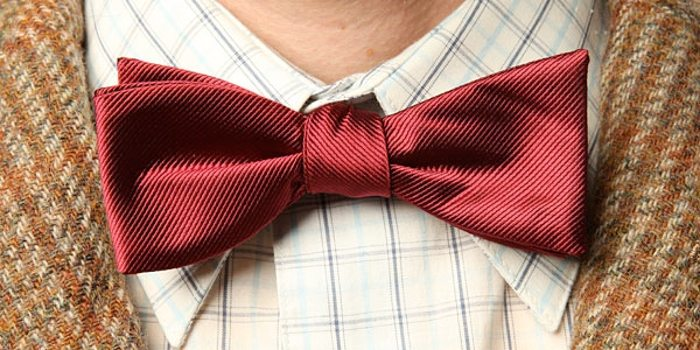 11th Doctor Bow Tie
