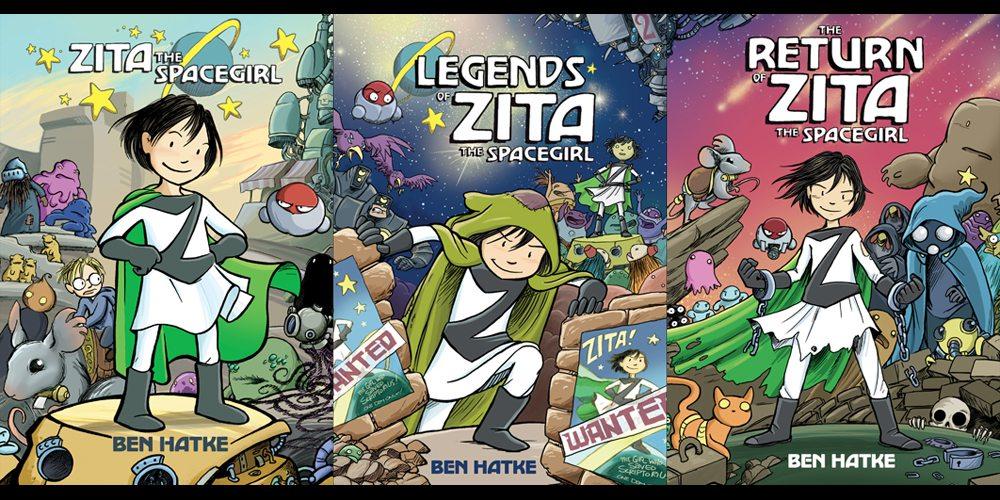 My Favorite Thing About Zita the SpaceGirl