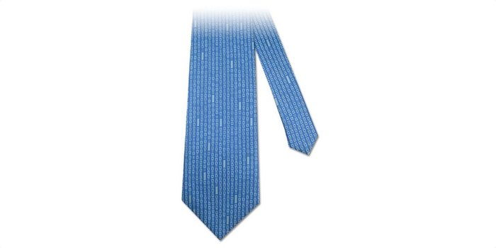Ties Suck Binary Tie