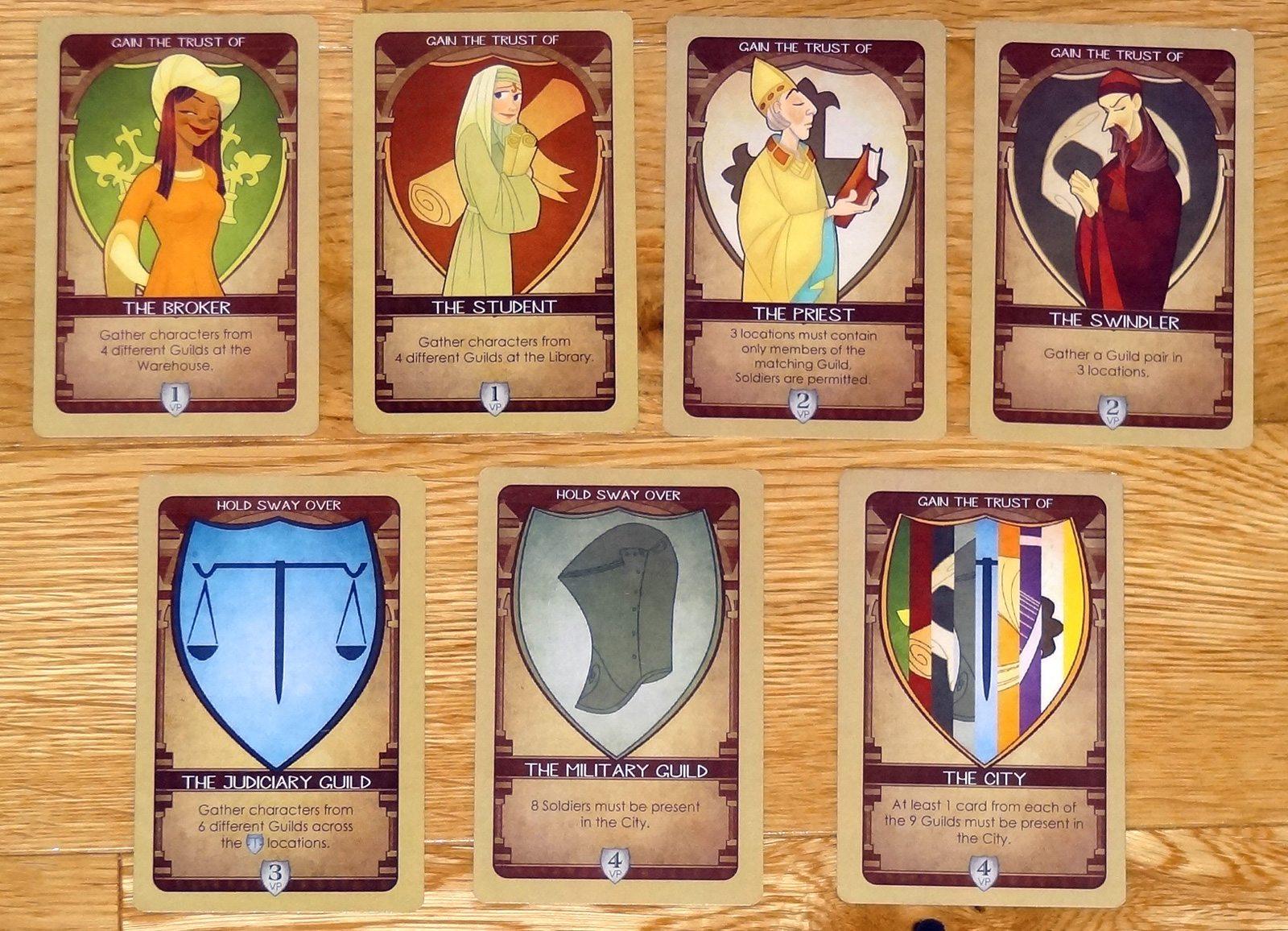 Fidelitas Missio Cards
