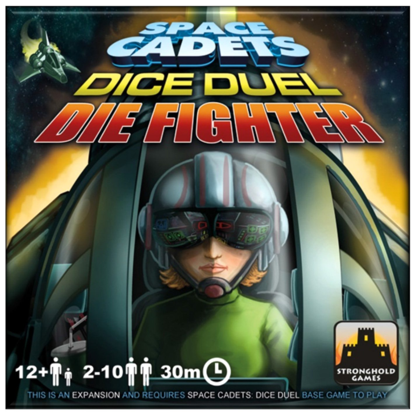 Space Cadets: Dice Duel - Die Fighter