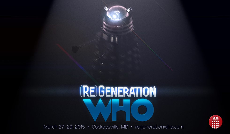 Meet Doctor Who at (Re)Generation Who