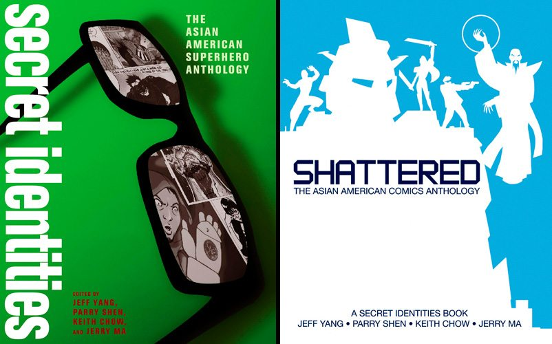 Secret Identities and Shattered