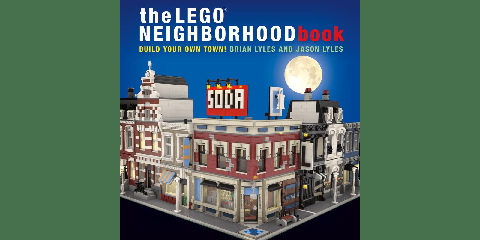 Build Your Own Lego Neighborhood!