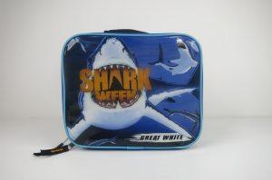 Shark Week Lunch Box