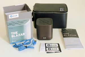 Everything you get with The Blazar