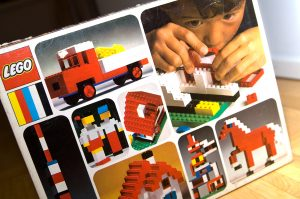 1970s Lego Set. Photo credit: ansik via flickr
