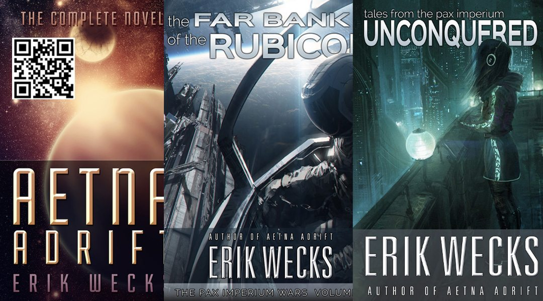 Erik Wecks Novels