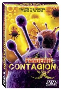 Pandemic Contagion box