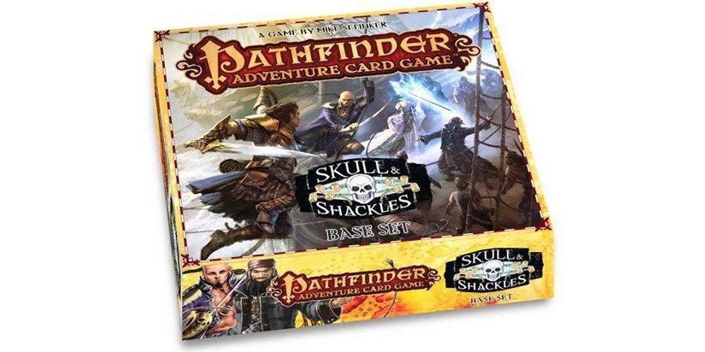 Pathfinder ACG Skull & Shackles