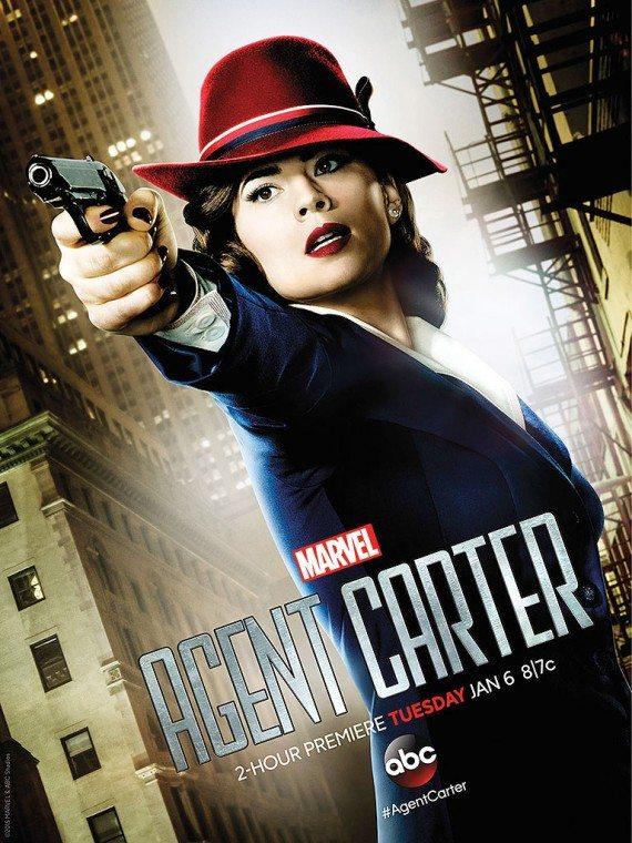 Agent Carter, Peggy Carter.