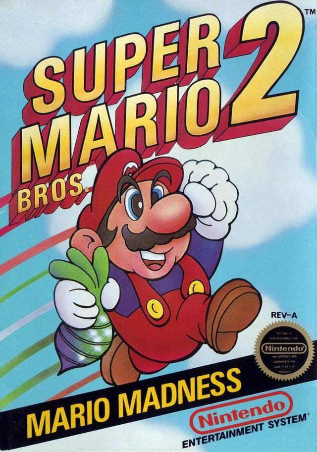 "New Book on Super Mario Bros. 2, the ""Black Sheep"" of the Mario Bros. Franchise"