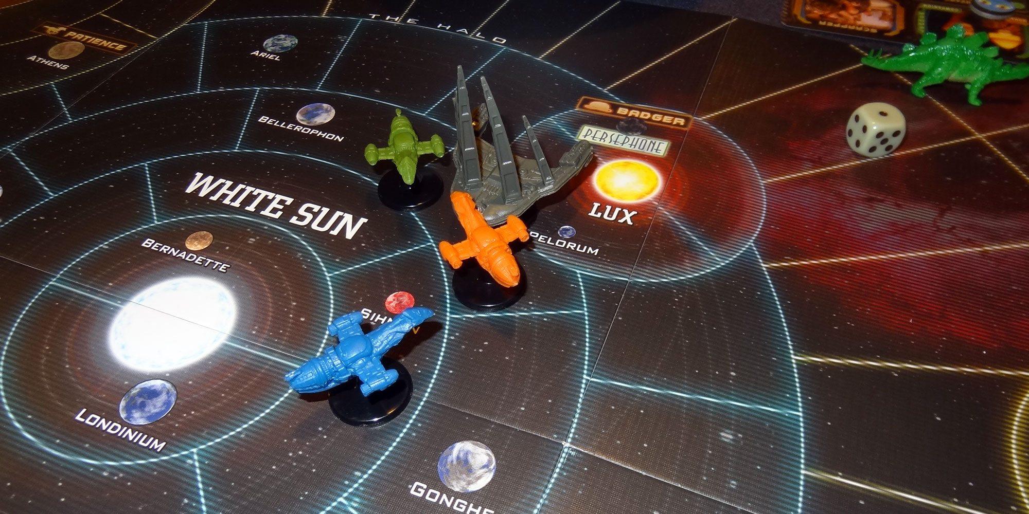 Firefly Alliance Cruiser