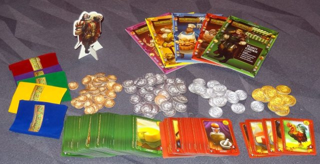 Sheriff of Nottingham components