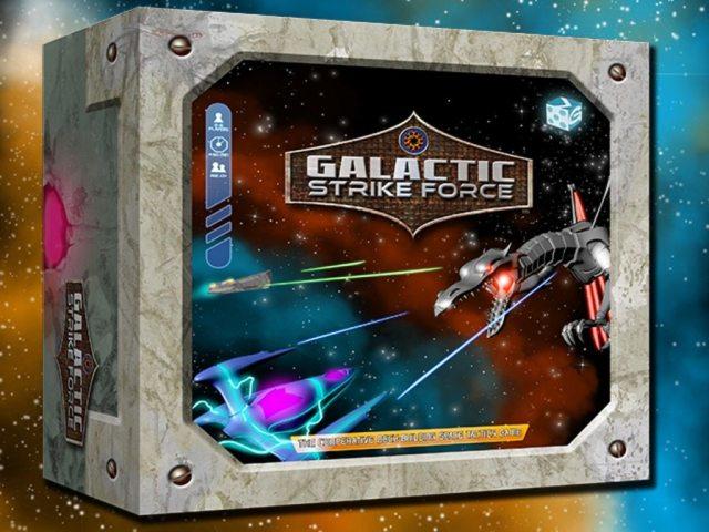 Galactic Strike Force