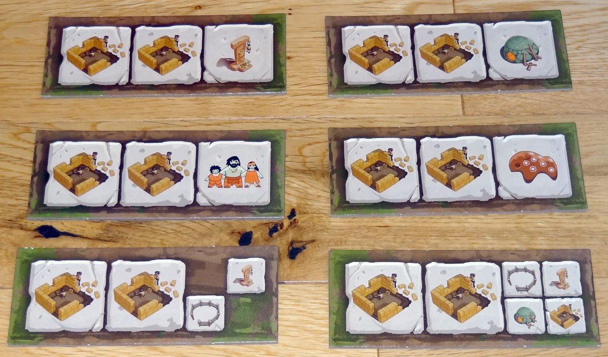 Hoyuk Construction Tiles