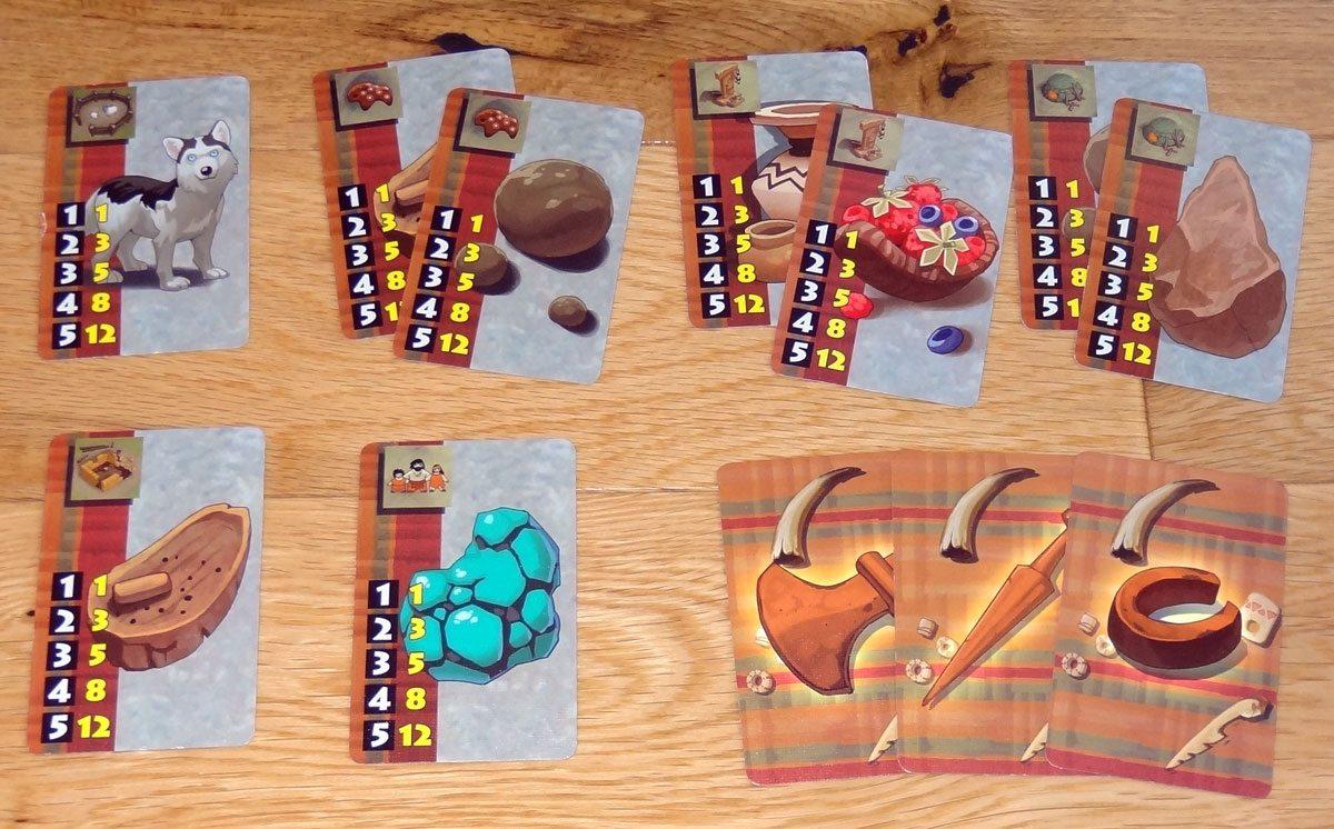Hoyuk Aspect Cards