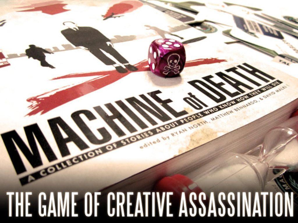 Machine of Death Game