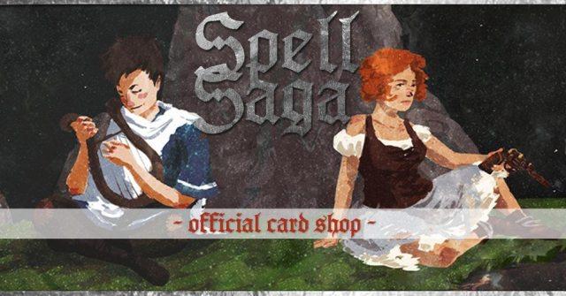 Spell Saga store