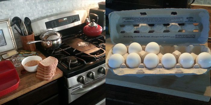 GeekDad Puzzle of the Week Solution — Eggsact Decartoning