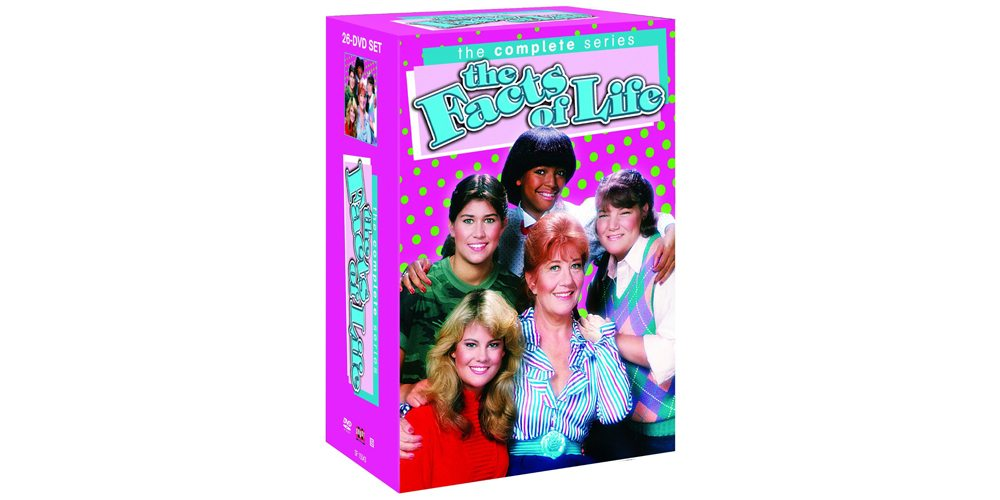 The Facts of Life DVD Collection Is All About You
