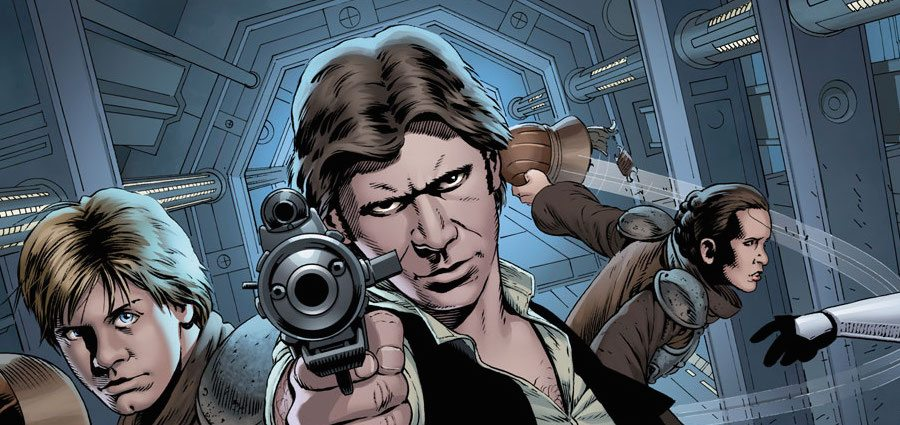 Comic Book Corner — Star Wars, The X-Files, & Princess Ugg