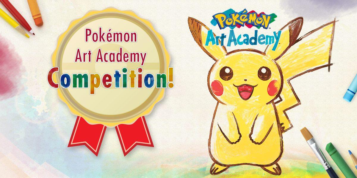 Pokémon Art Academy Competition