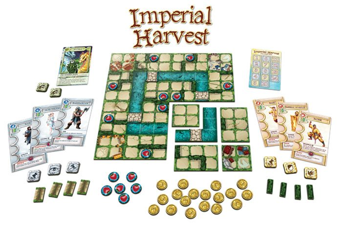 Imperial Harvest components