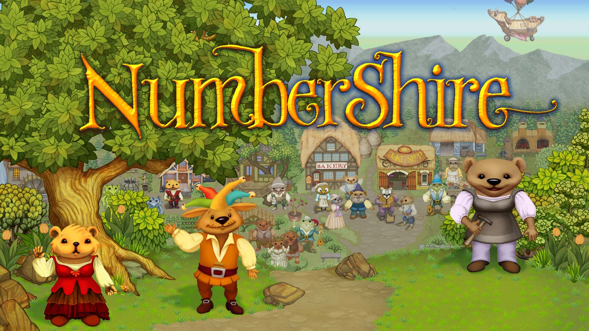 Math App 'NumberShire' Adds Up to Learning Fun (Giveaway!)