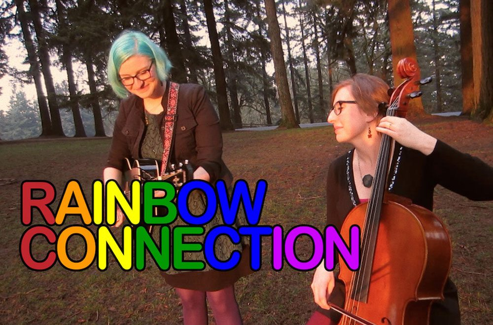 The Doubleclicks' Cover of 'Rainbow Connection' Is Your Wednesday Happy Sauce