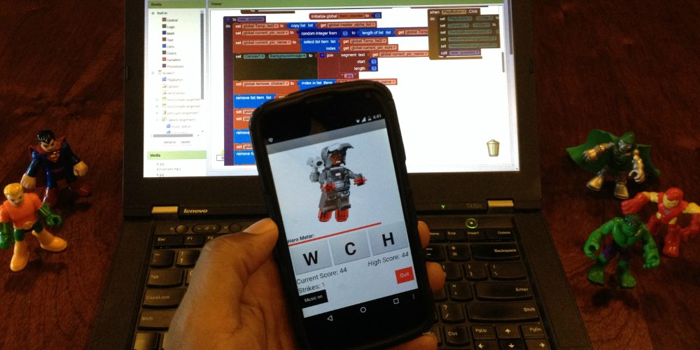 Build Your Own Android Apps With MIT App Inventor