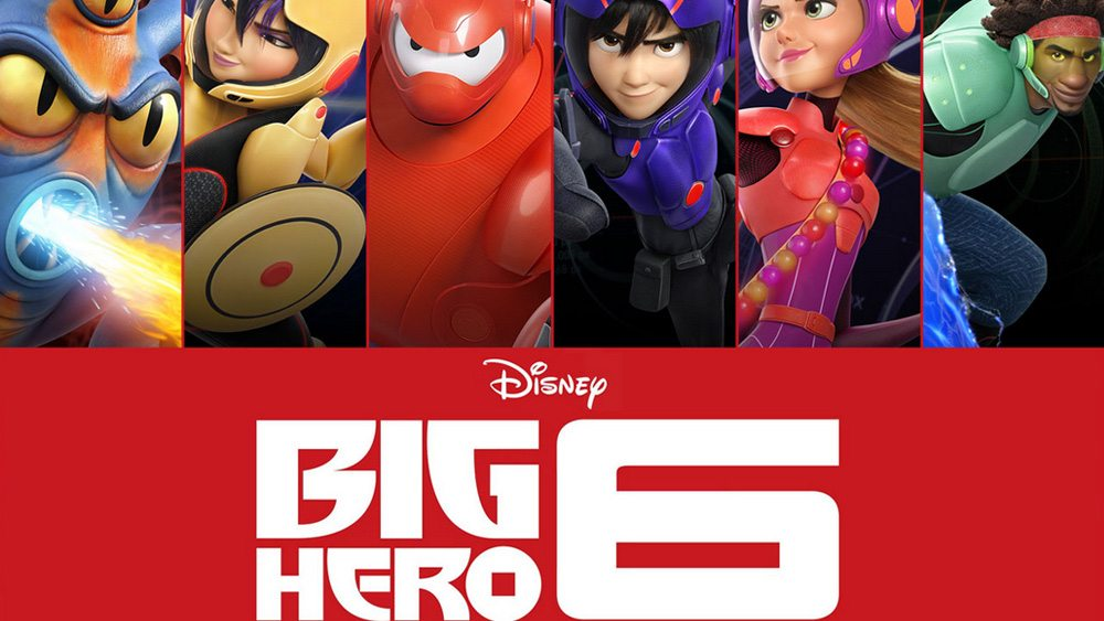 """Big Hero 6,"" An animation masterpiece"