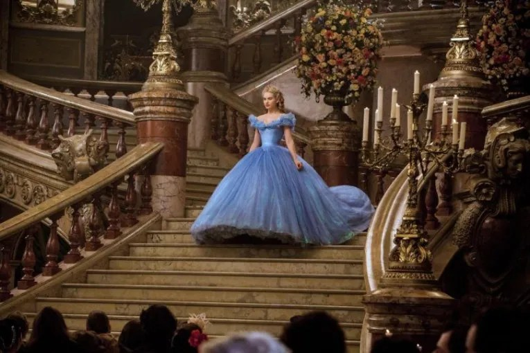 Cinderella 2015: A Princess in the Golden Age of Hollywood