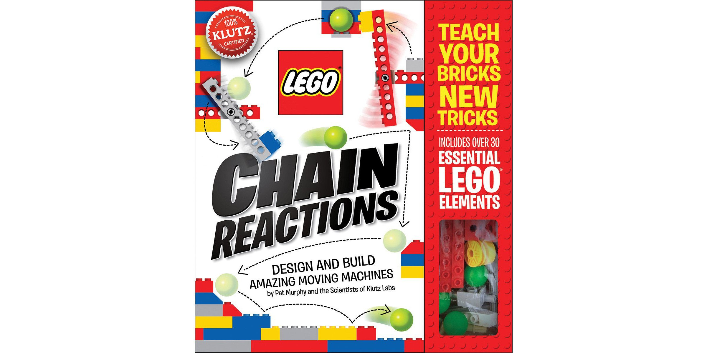 Play With Science in 'LEGO Chain Reactions'