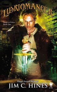 Libriomancer Book Cover Image